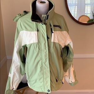 Spyder XSCAP Women's Jacket Size 8 in EUC